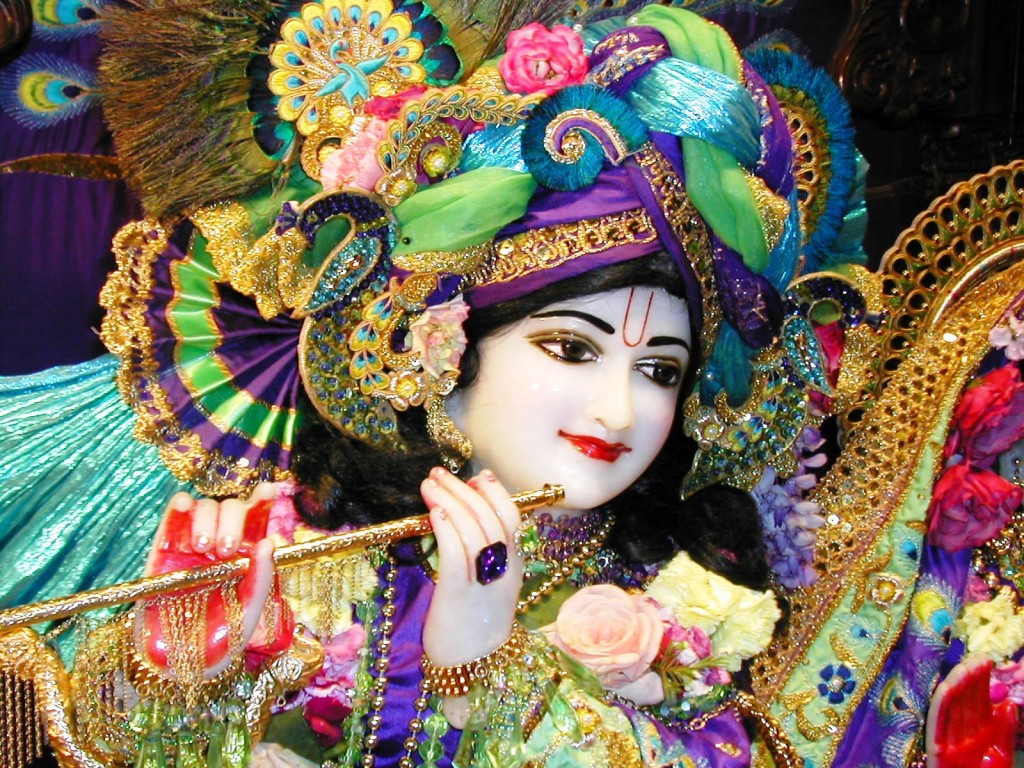 Download Lord Krishna Wallpapers HD For Mobile Gallery