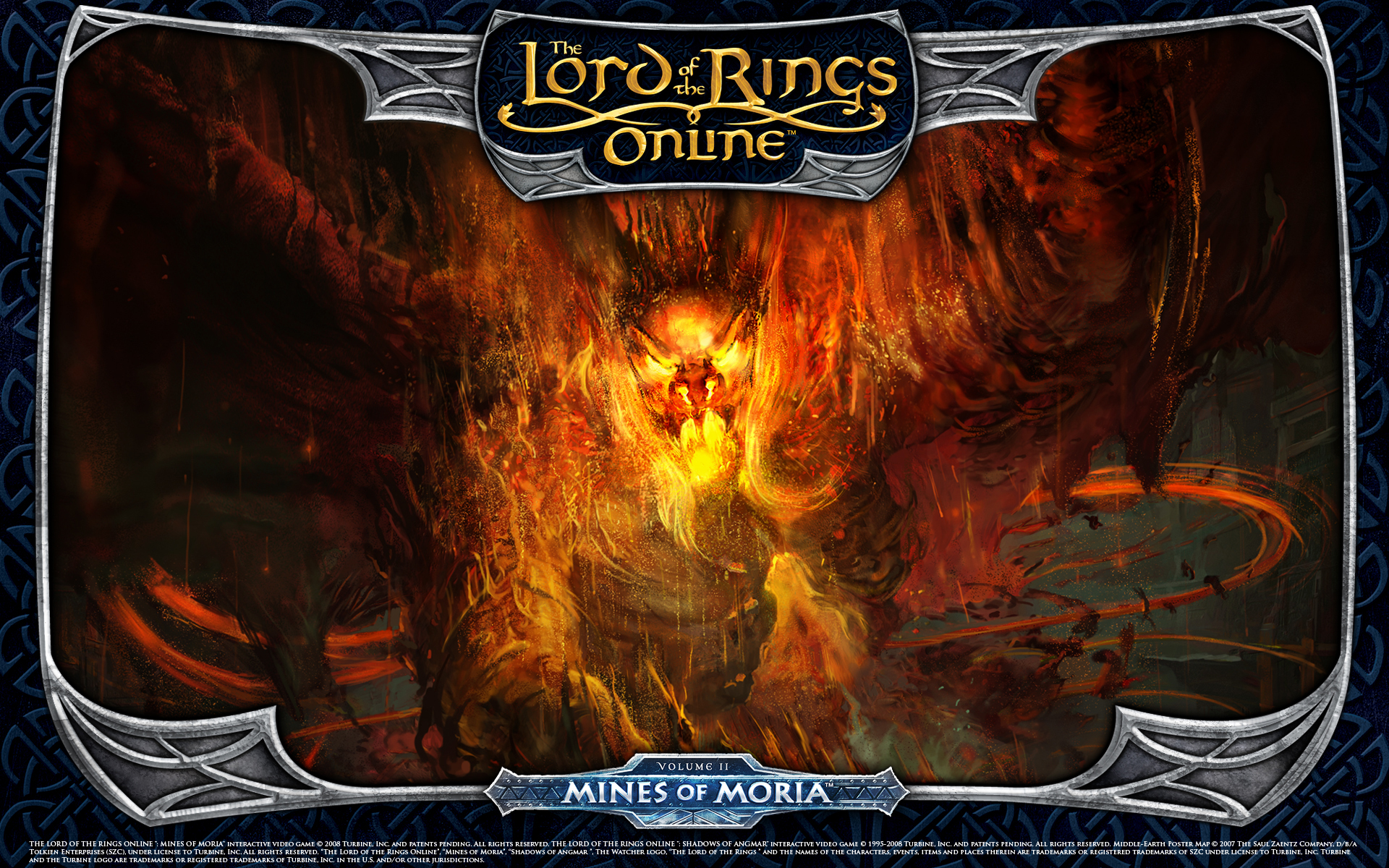 Lord Of The Rings Online Wallpaper