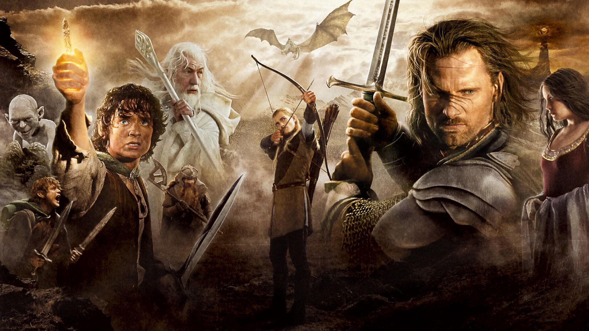 the lord of the rings Rent the lord of the rings: the fellowship of the ring (2001) and other movies & tv shows on blu-ray & dvd 1-month free trial fast, free delivery no late fees.