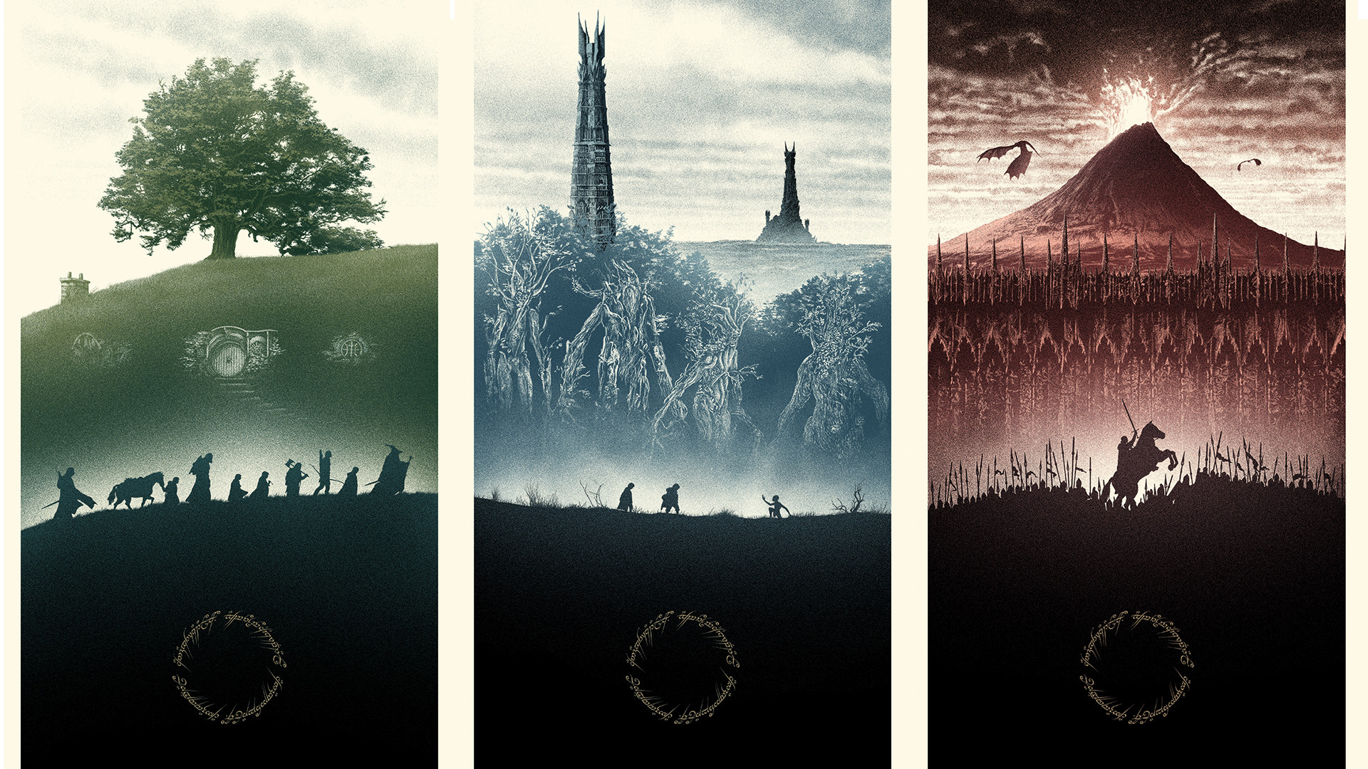 Lord Of The Rings+Wallpaper