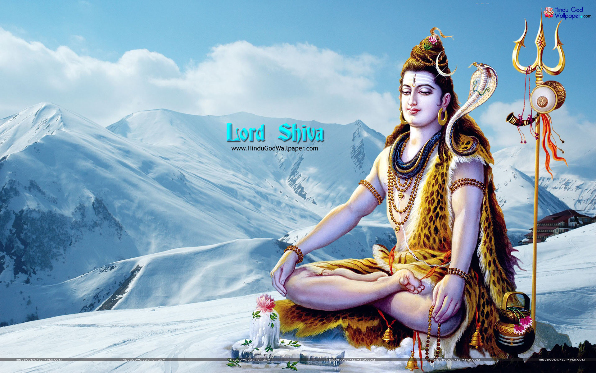 Lord Shiva Wallpaper Full Size