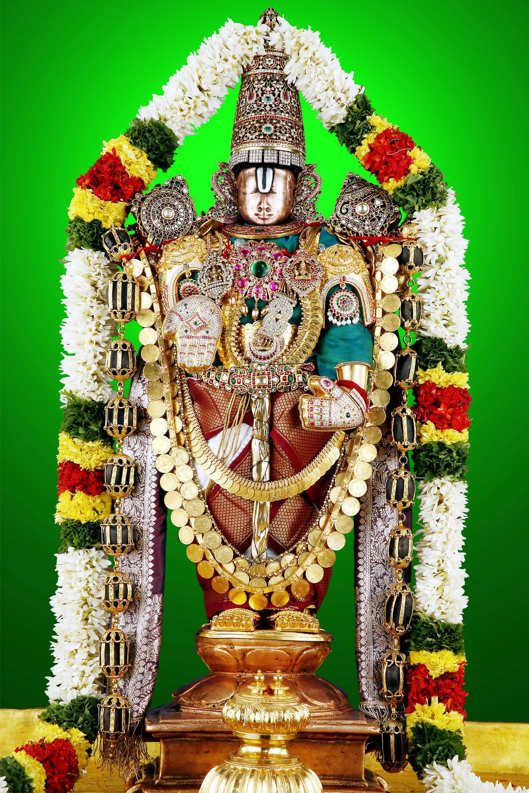 Lord Venkateswara Latest Wallpapers