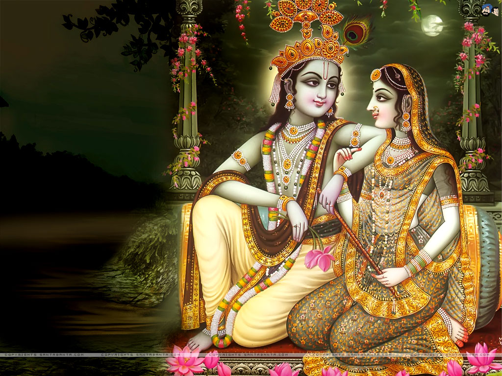 Lords Krishna Wallpaper