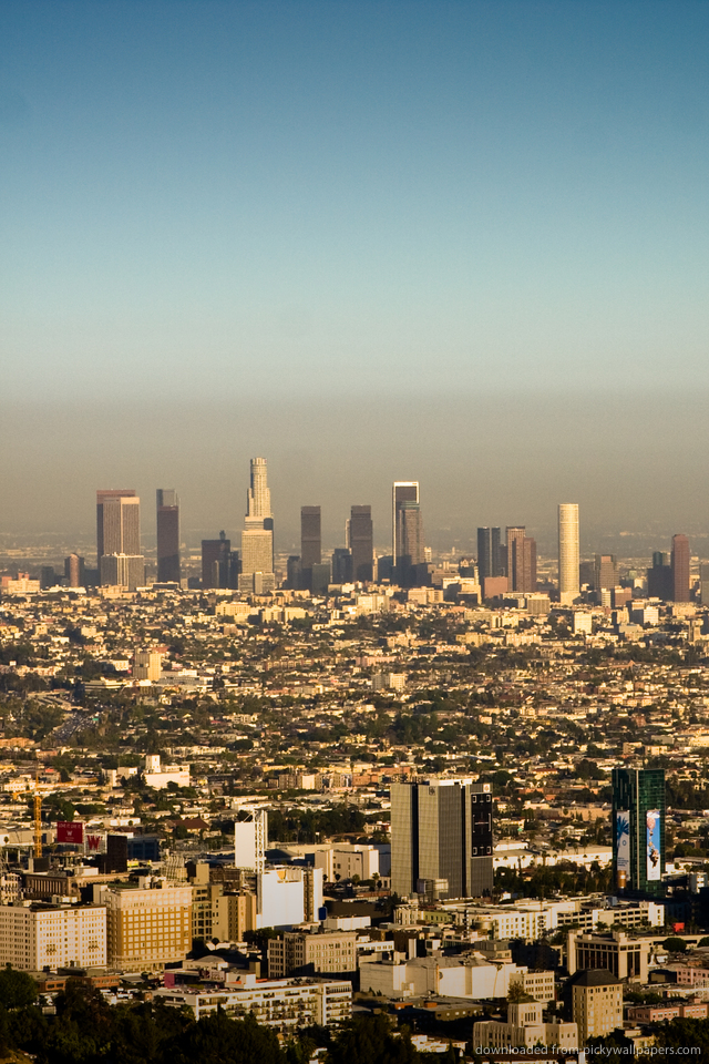 download los angeles iphone wallpaper gallery