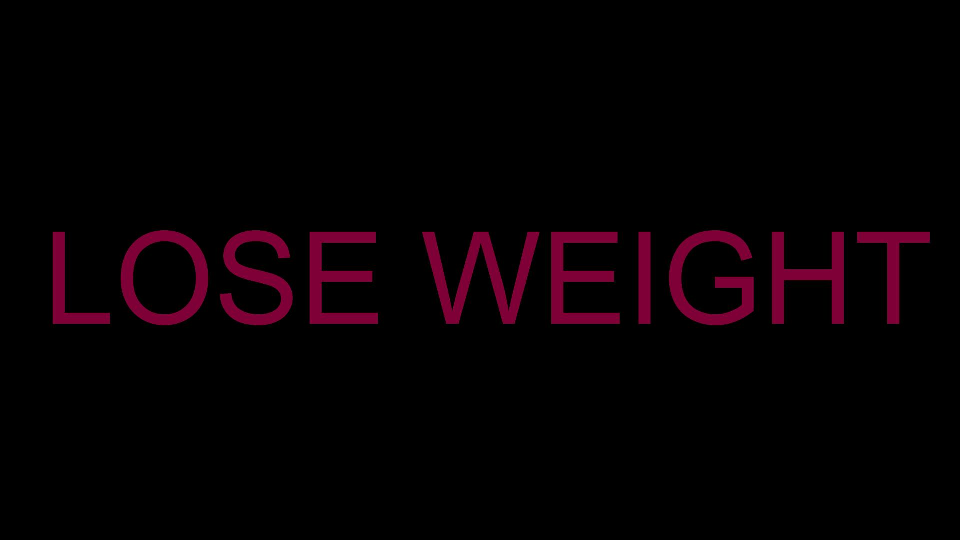 Lose Weight Wallpaper