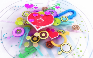 Love 3D Wallpaper Free Download