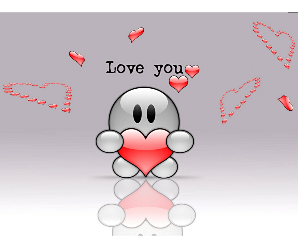 Download Love Cartoon Wallpapers For Mobile Gallery