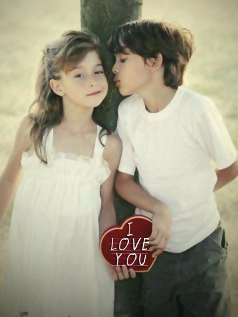 Love Couple HD Wallpaper For Mobile