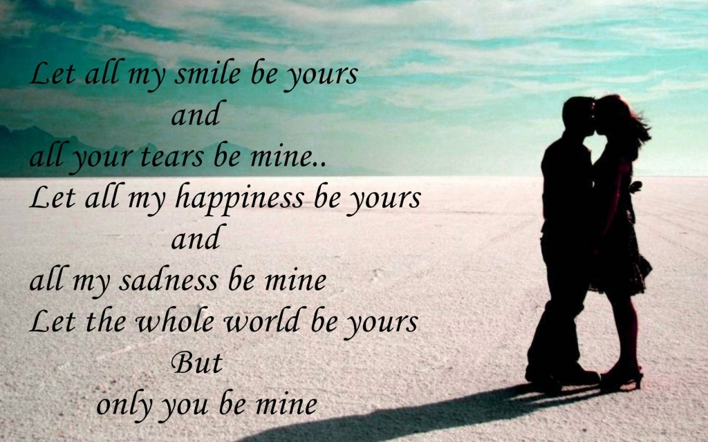 Download Love Couple Quotes Wallpaper Gallery