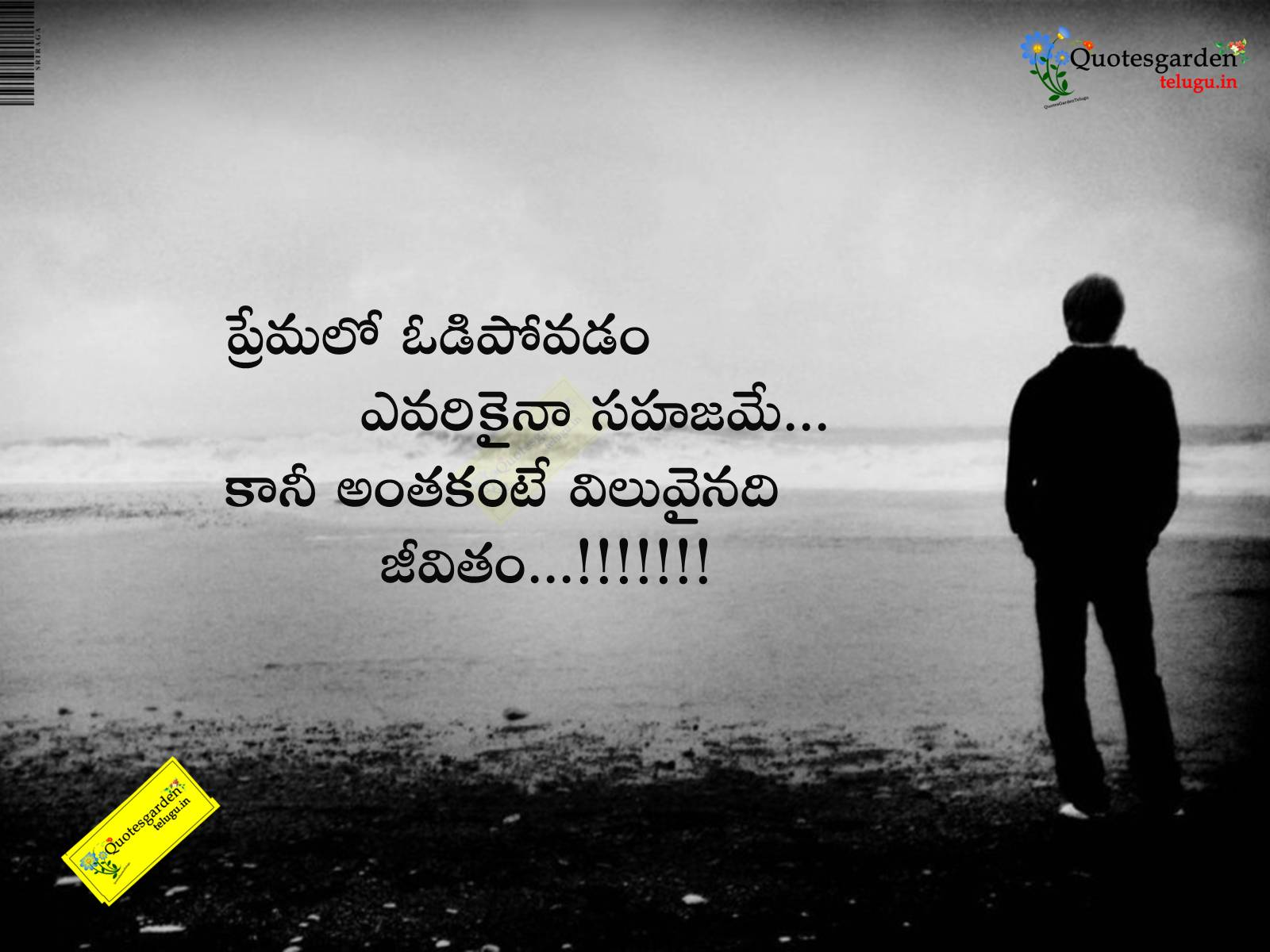 Love Failure Quotes In Telugu Wallpapers: Download Love Failure Quotes Wallpapers Gallery