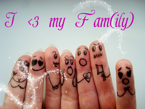 Love Family Wallpaper