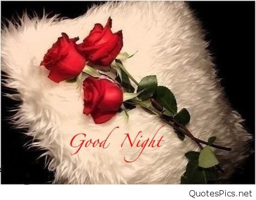Love Good Night HD Wallpaper