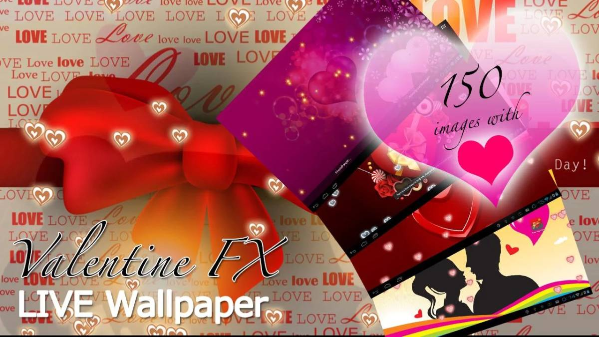 Download Love HD Live Wallpaper Gallery