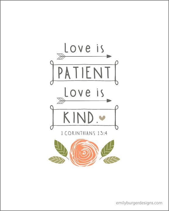Love Is Kind Quote Unique Love Is Patient Love Quotes Wallpaper Hd  Inspiring Quotes And