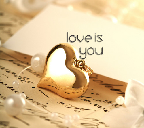 Love Is You Wallpaper