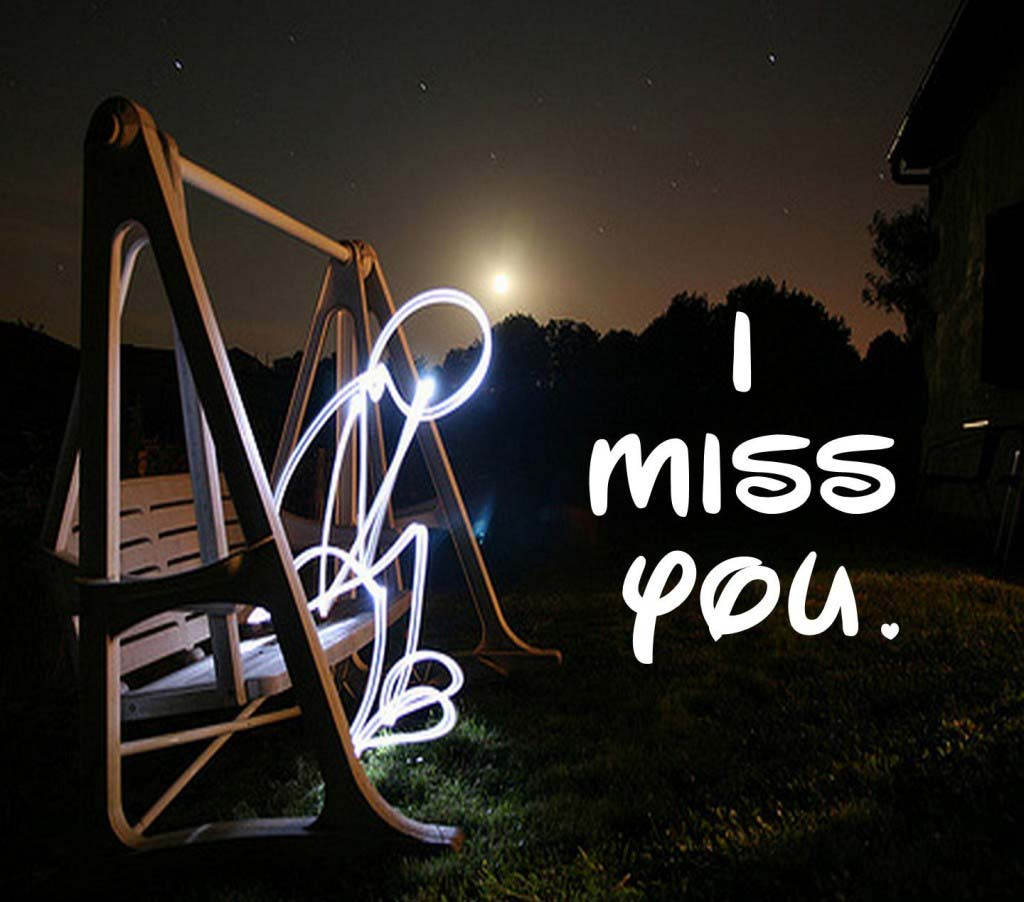 Love Miss U Wallpaper
