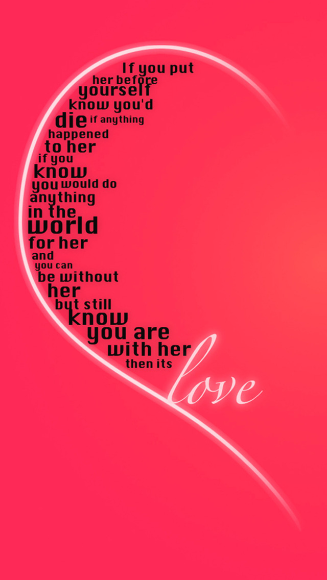 Love Poem Wallpapers
