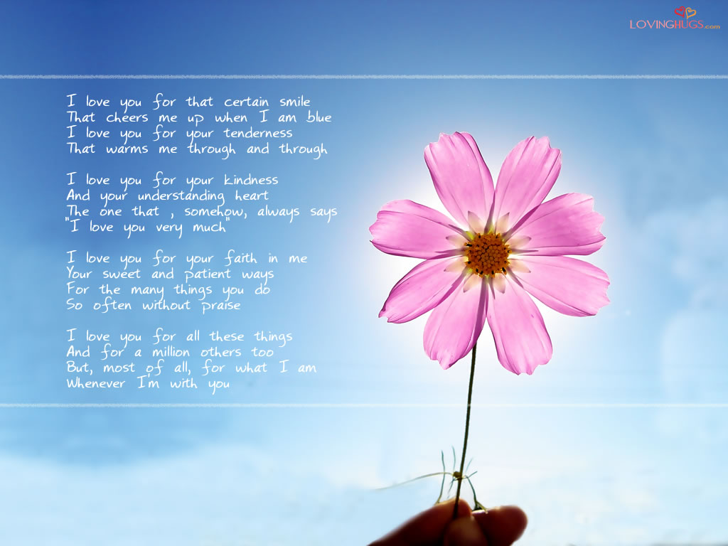Love Poetry Wallpapers