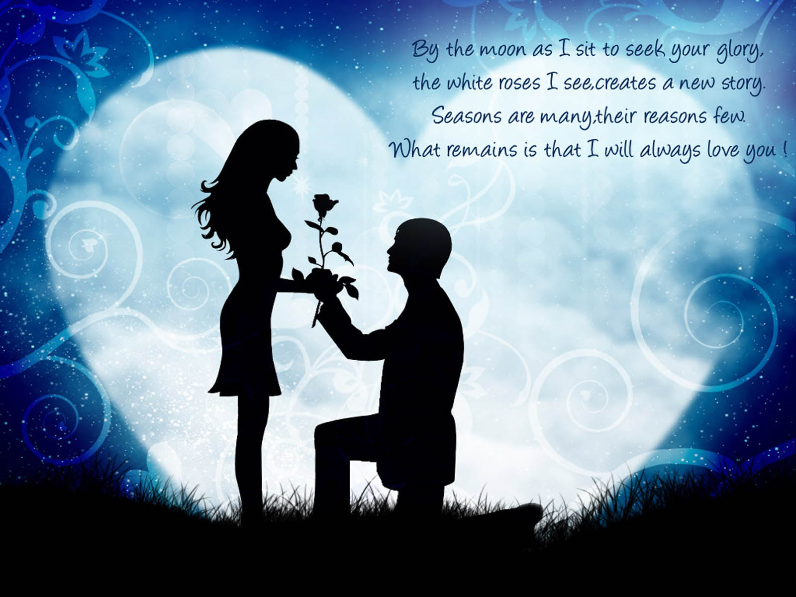 Love Quotation Wallpapers
