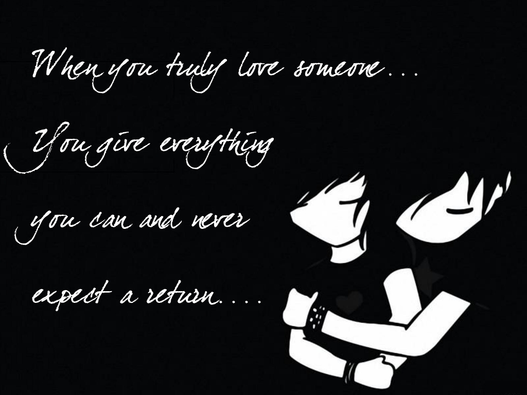 Love Quotes Wallpaper For Her