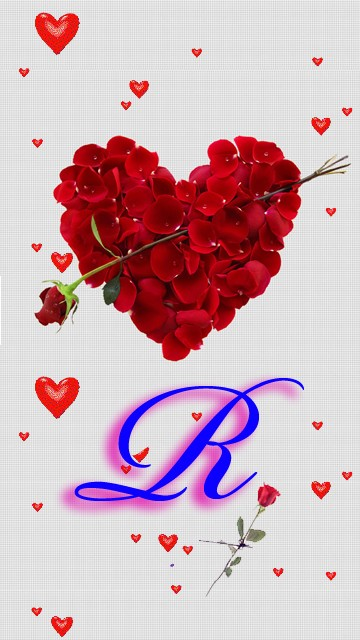 S S Letter In Love Wallpapers Download Love S...