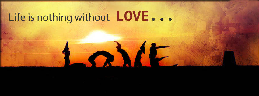 Love Wallpaper Facebook Cover