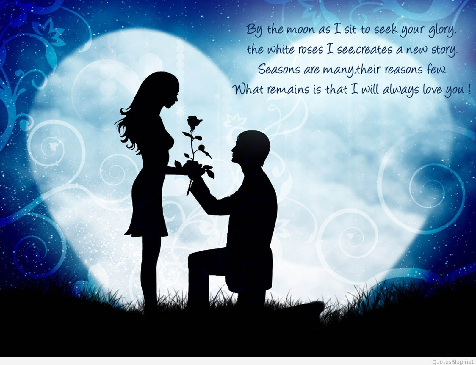 Love Wallpaper Quotes