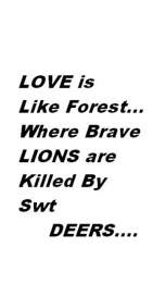 Love Wallpaper With Thought