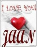 Love You Jaan Wallpaper