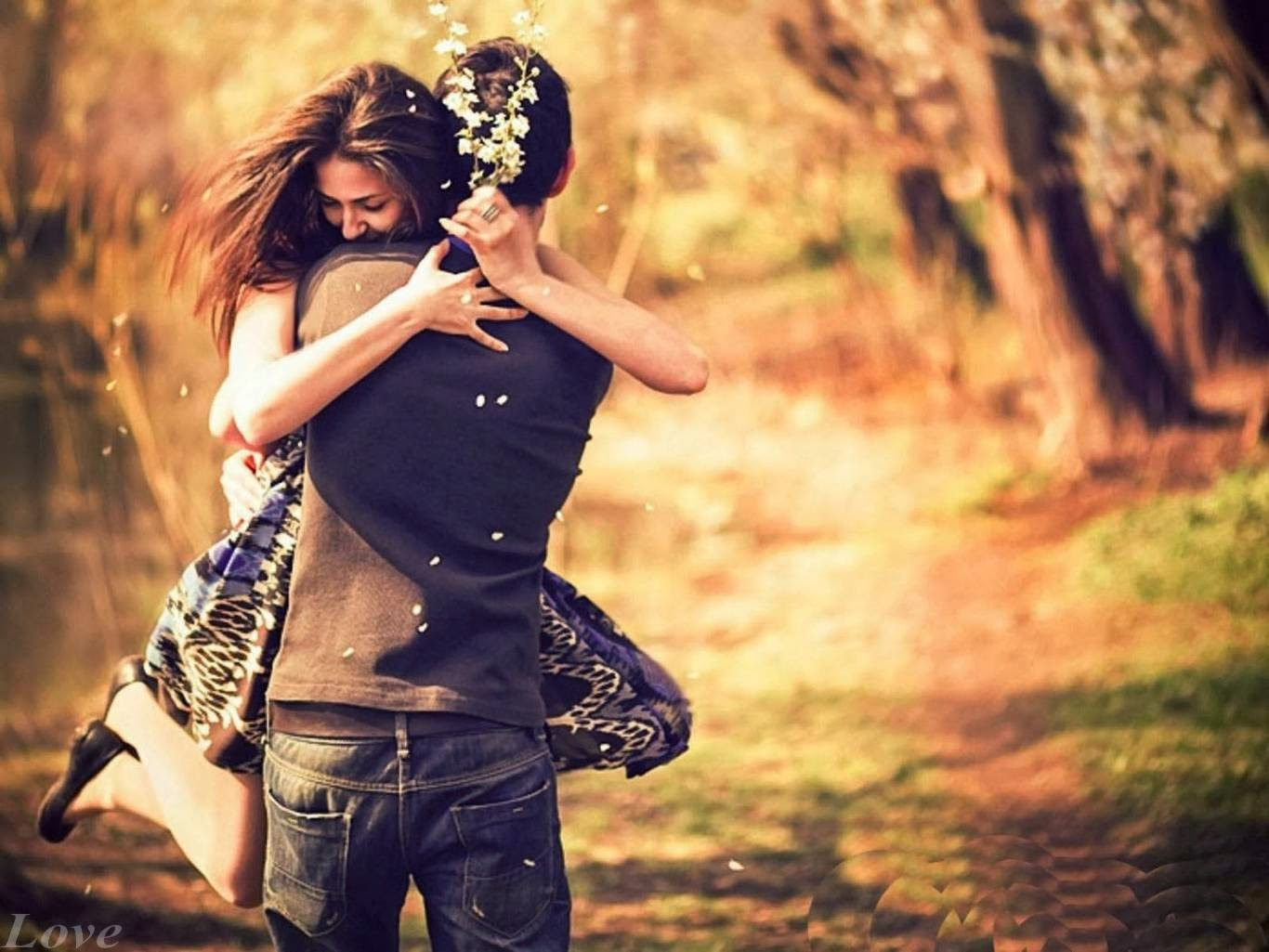 Lovely Couple Wallpaper Free Download
