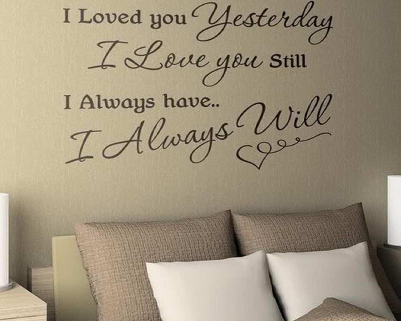 Lovely Wallpapers With Quotes