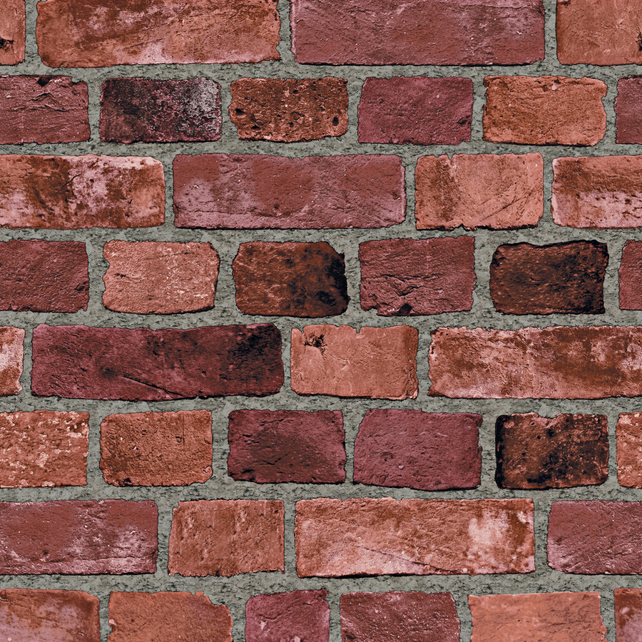 Lowes Brick Wallpaper