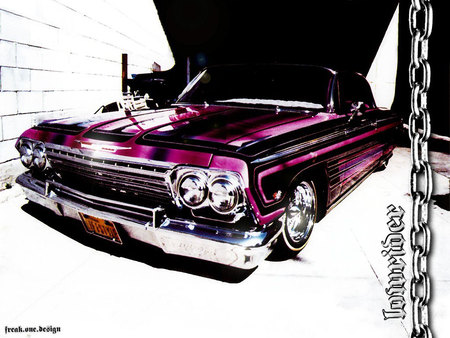 Lowrider Cars Wallpaper