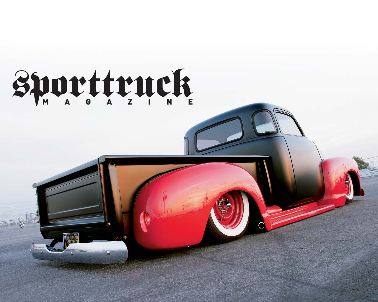 Lowrider Trucks Wallpaper