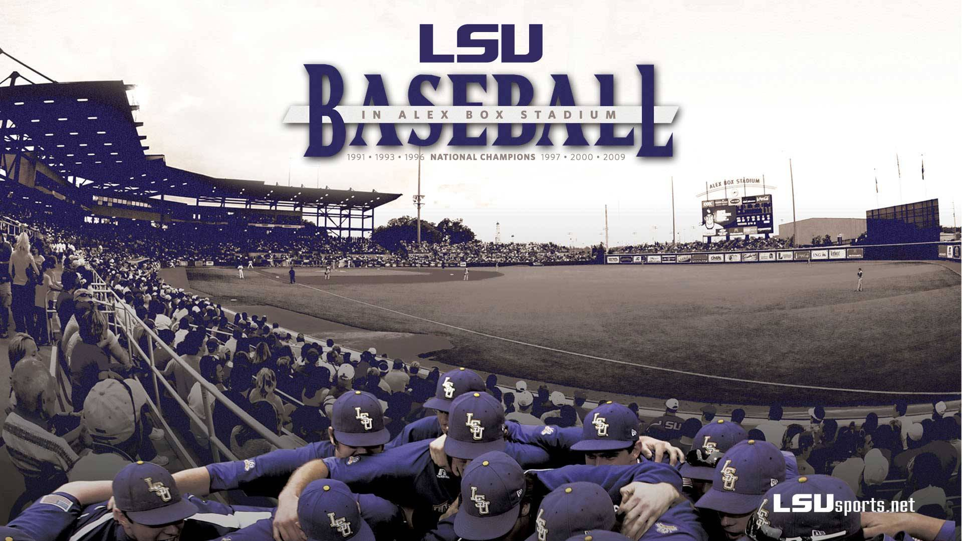 Lsu Baseball Wallpaper