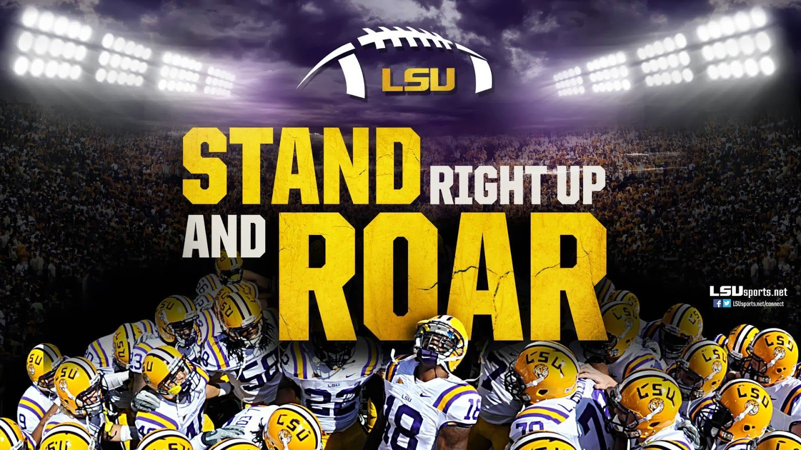 Lsu Football Wallpapers