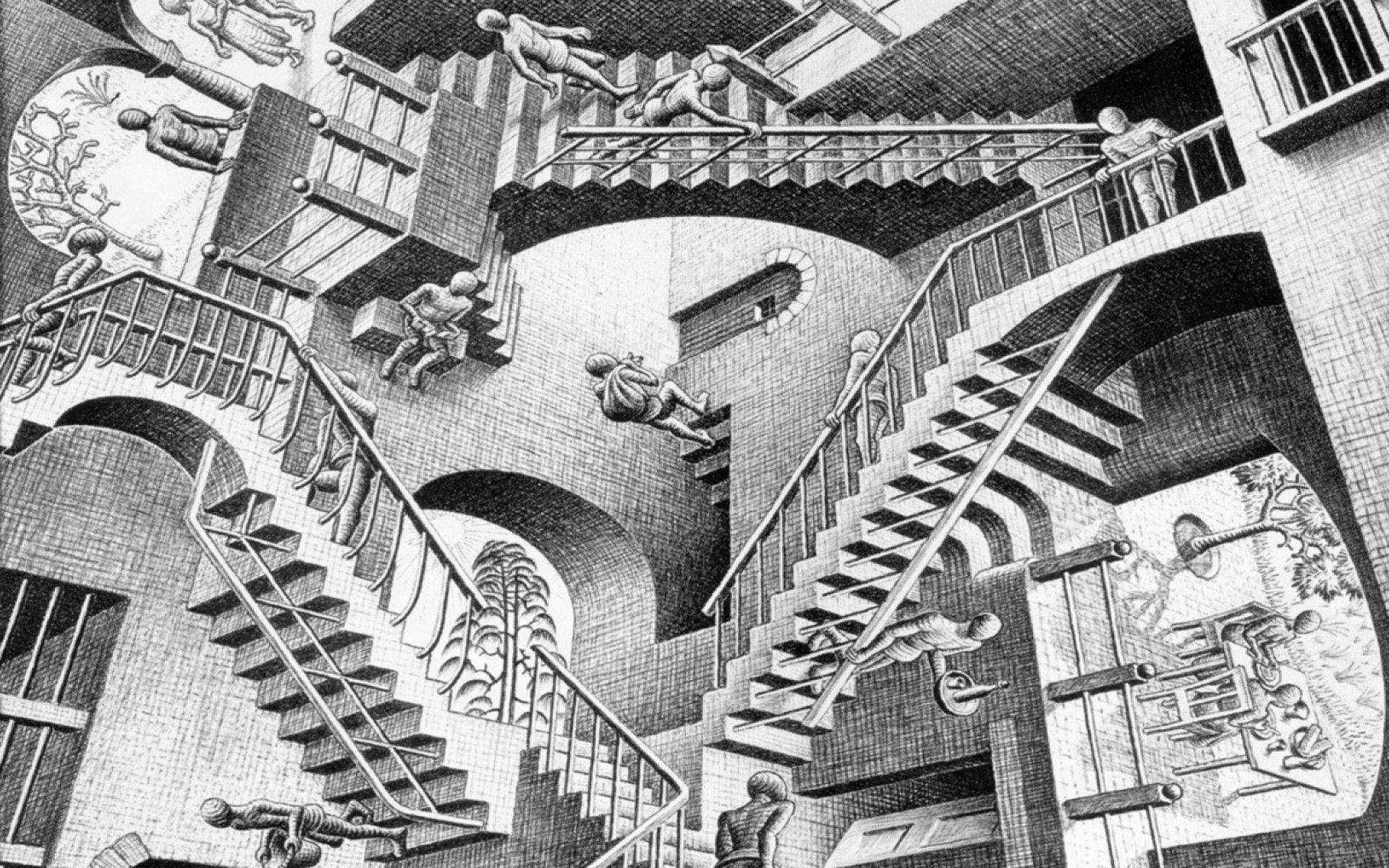 M.C. Escher Wallpapers