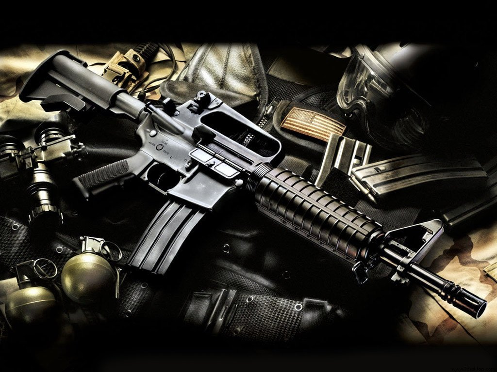 M16 Wallpapers