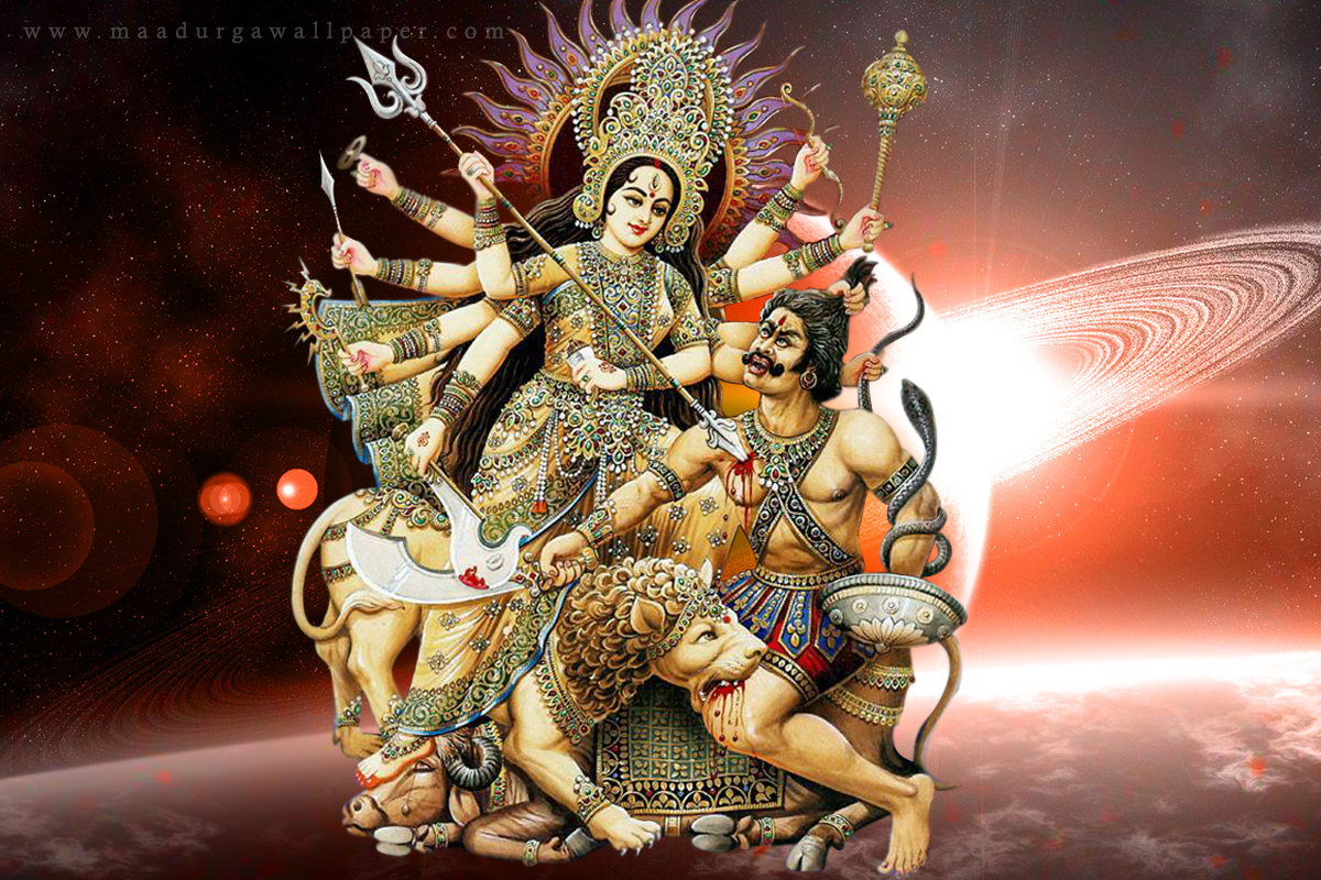 Maa Durga New Wallpaper