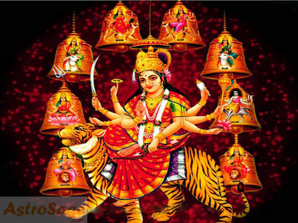 Maa Durga Wallpaper High Quality