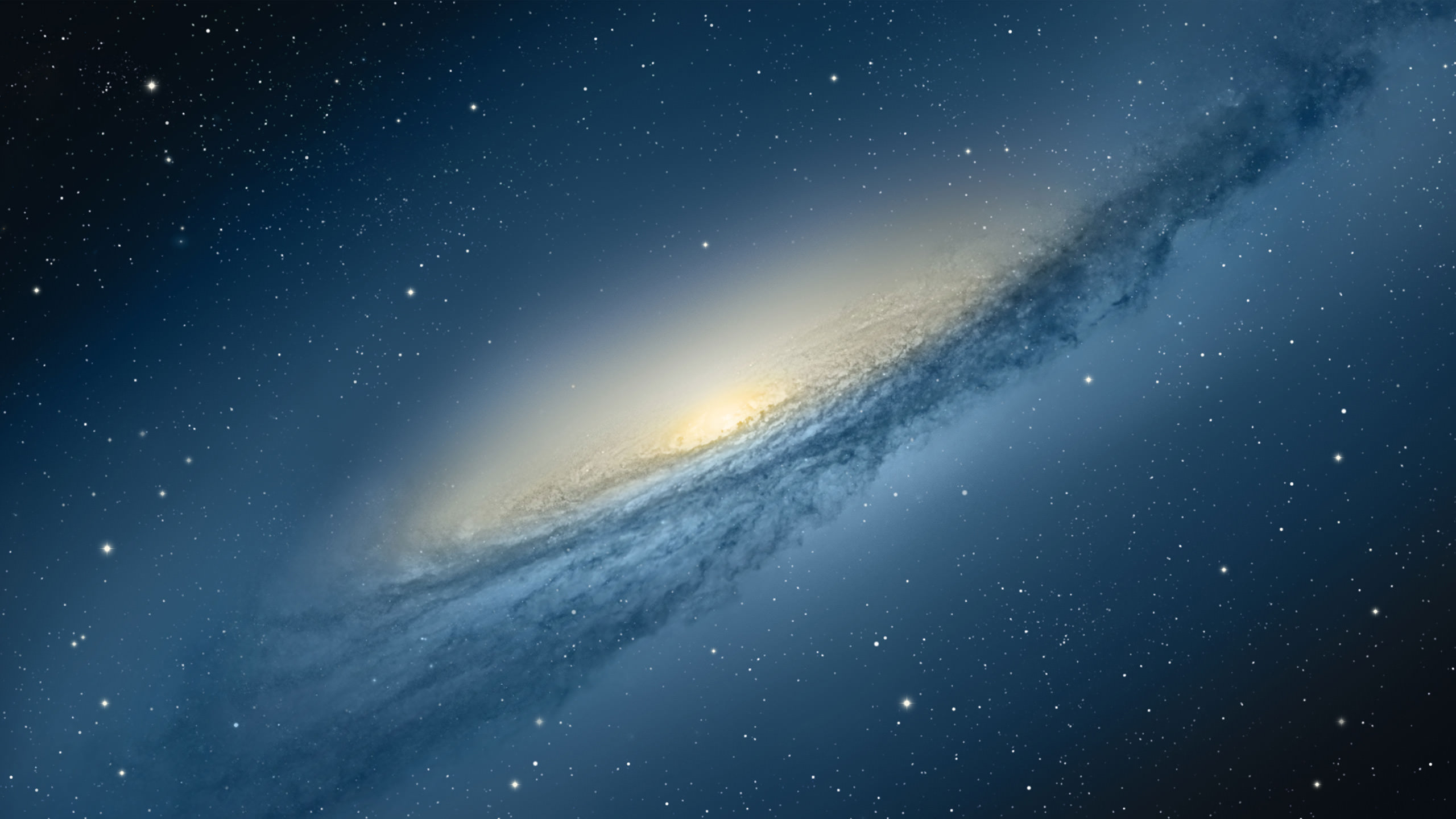 Mac Galaxy Wallpaper