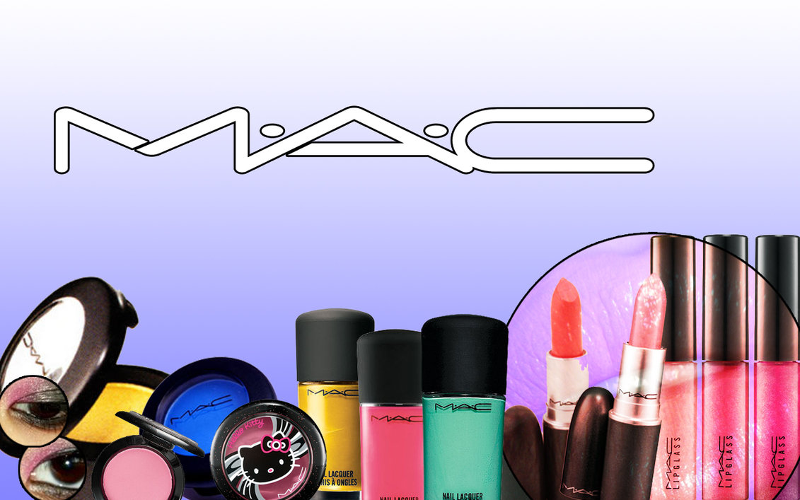Mac Makeup Wallpaper