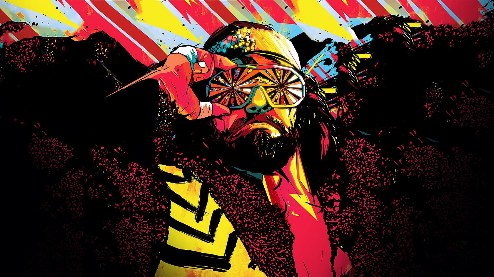 Macho Man Wallpaper