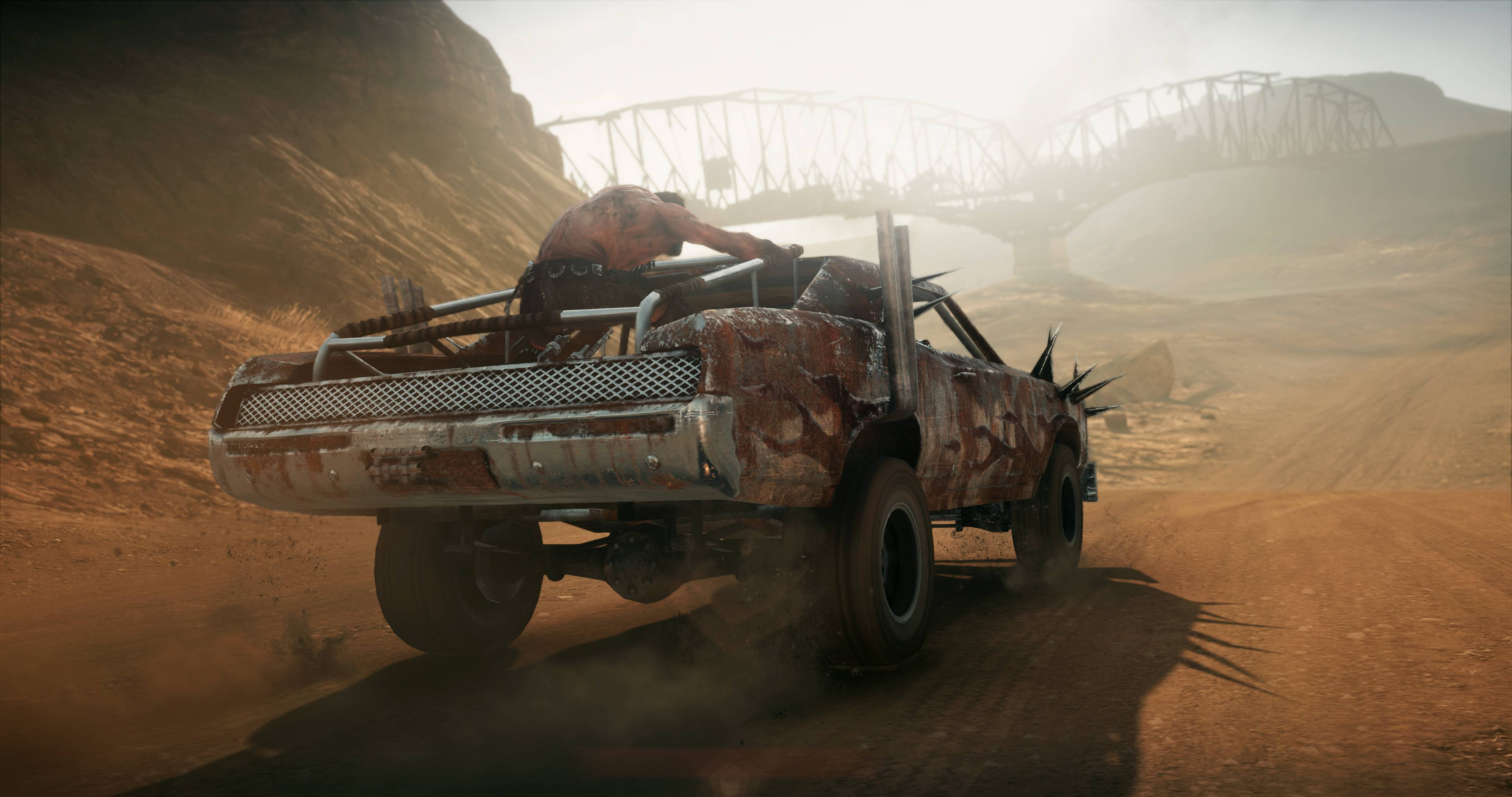 Mad Max Game Wallpaper