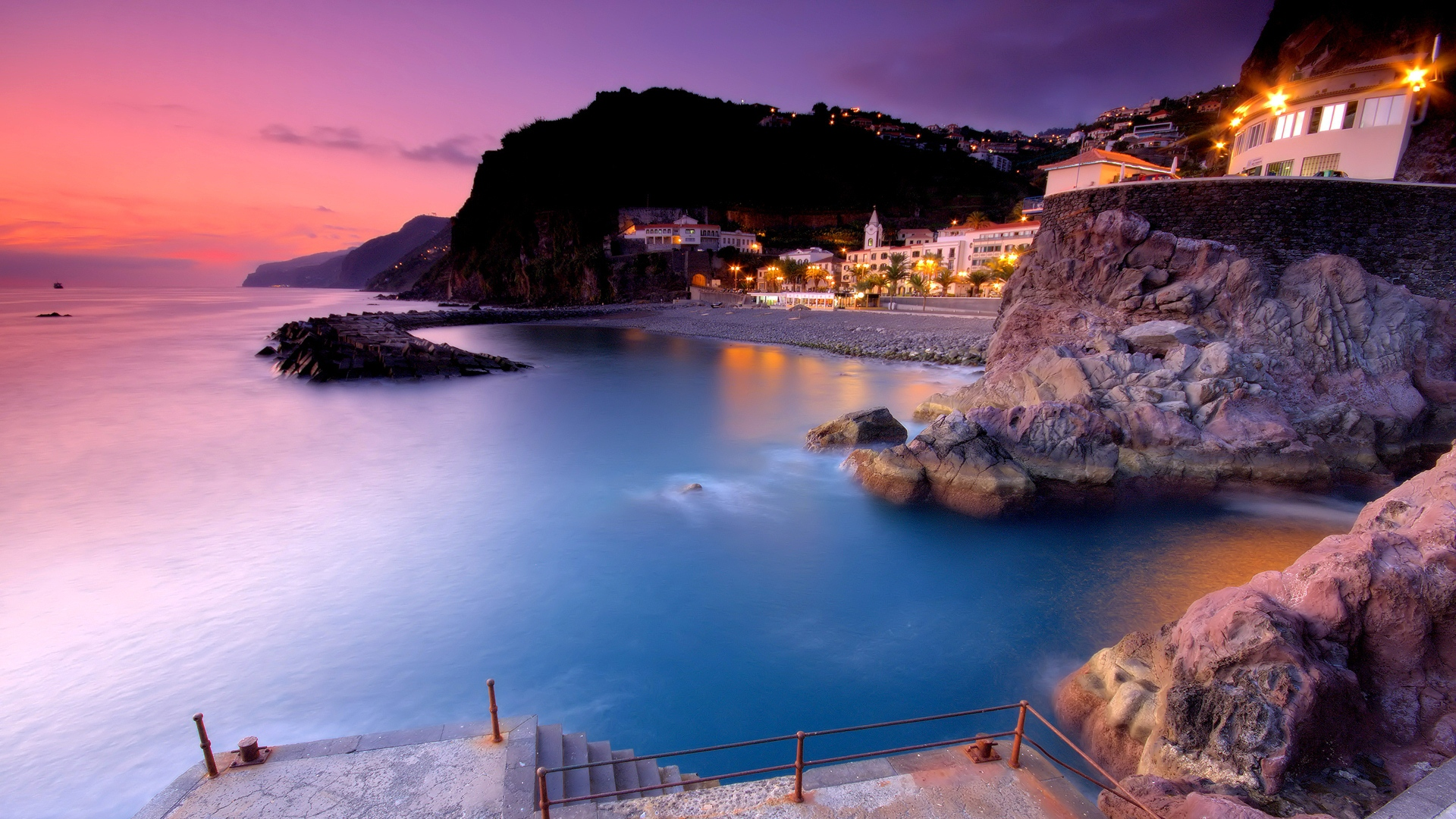 Madeira Island Wallpaper