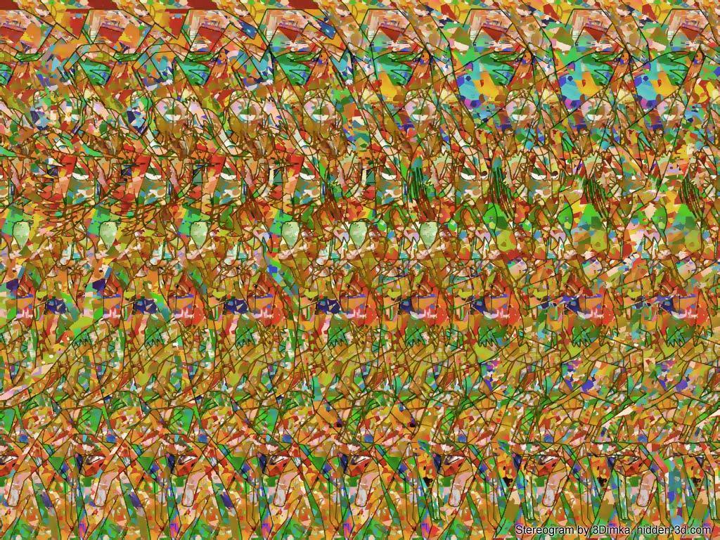 Magic Eye Wallpaper