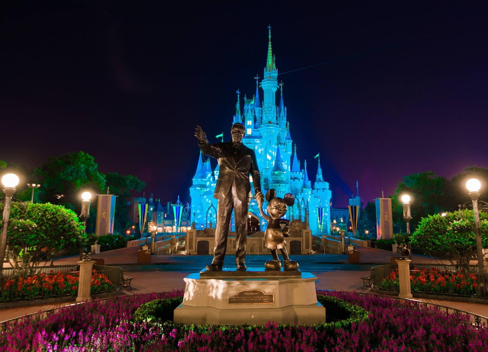 download magic kingdom wallpapers gallery