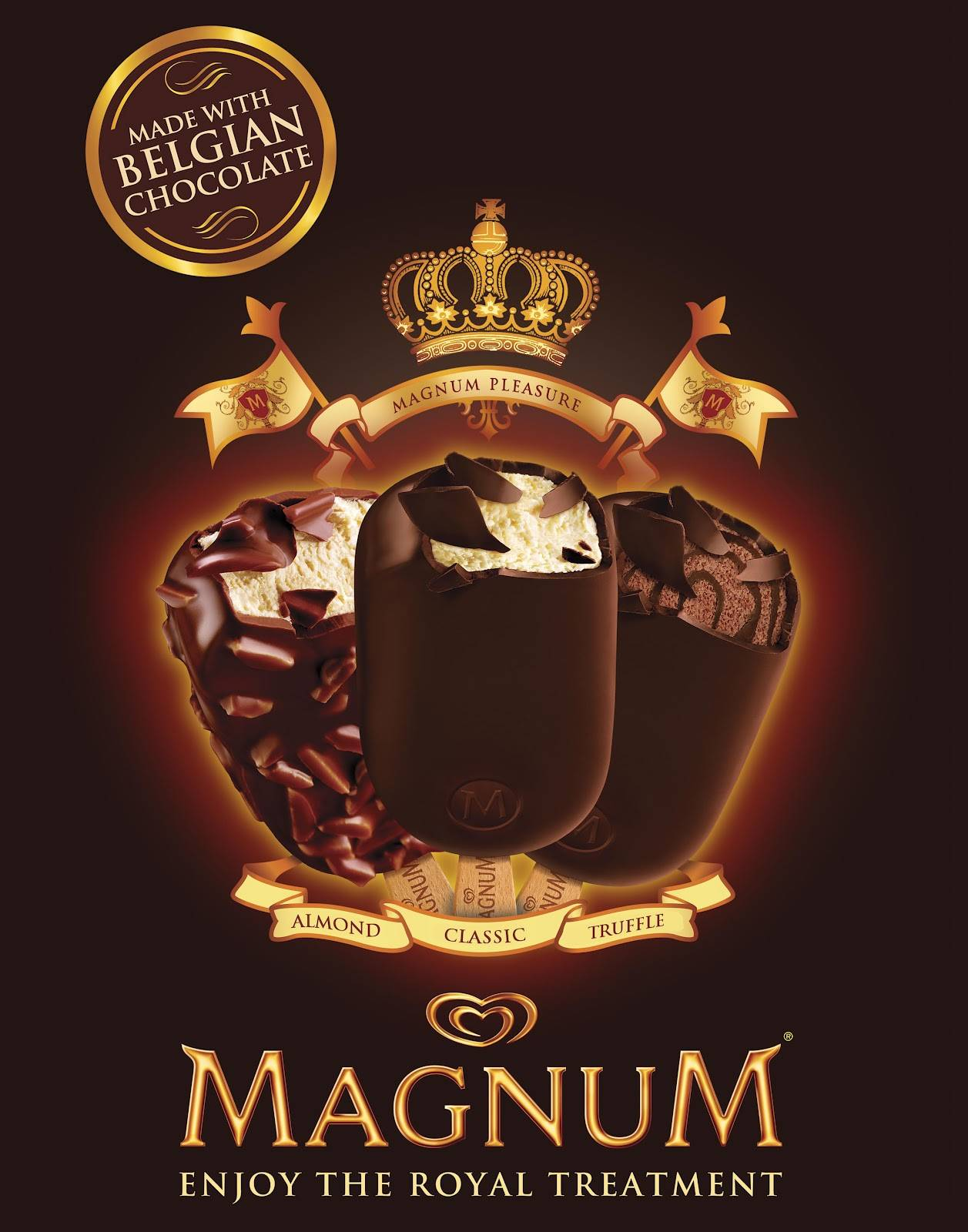 Magnum Ice Cream Wallpaper