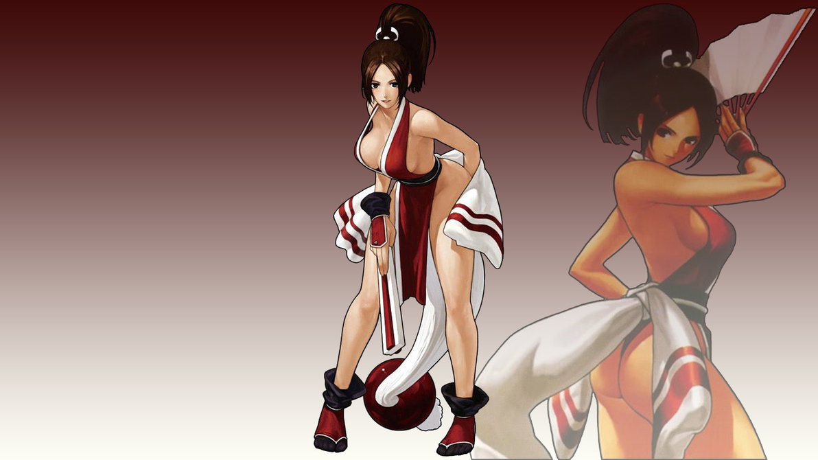 Mai Shiranui Wallpapers