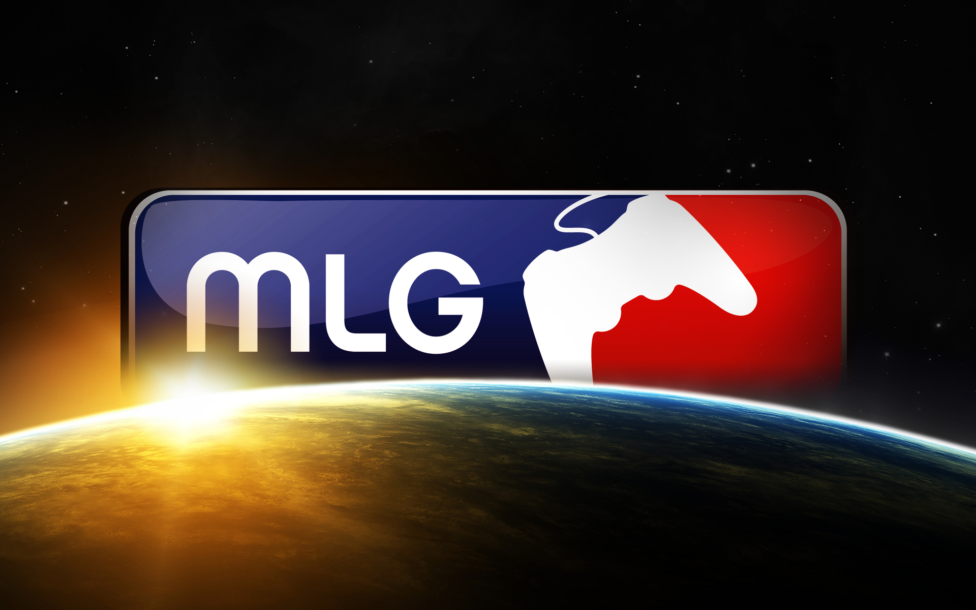 Major League Gaming Wallpaper